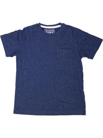 Camiseta de manga corta niño MATALAN azul 8 años verano #1364565_1
