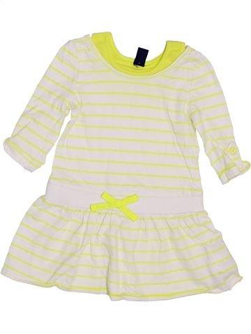 Vestido niña GAP beige 2 años invierno #1364832_1
