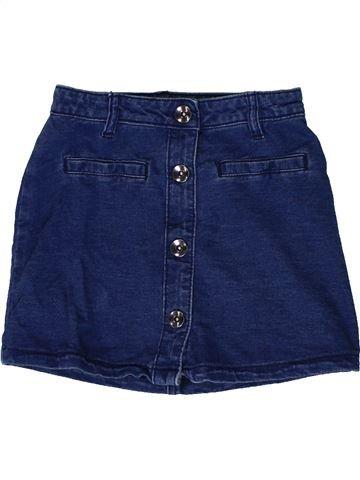 Falda niña MATALAN azul 6 años verano #1364928_1