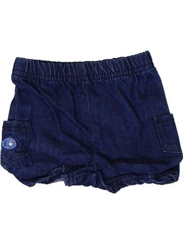 Short - Bermuda garçon PEP&CO bleu 6 mois été #1365324_1