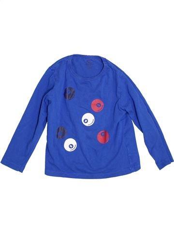 Camiseta de manga larga niño CFK azul 5 años invierno #1365821_1