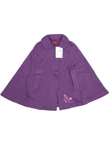 Cape fille LA COMPAGNIE DES PETITS violet 5 ans hiver #1366073_1