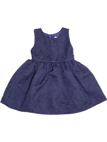 Robe fille PRIMARK bleu 4 ans hiver #1366383_1