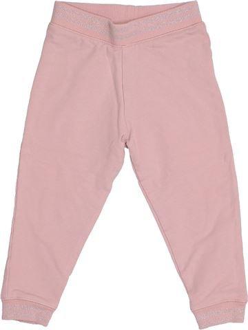 Pantalon fille GRAIN DE BLÉ rose 2 ans hiver #1366442_1
