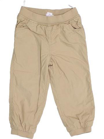 Pantalon garçon C&A beige 3 ans été #1366537_1