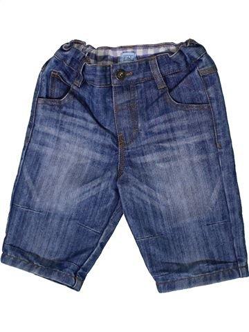 Short - Bermuda garçon F&F bleu 5 ans été #1366711_1