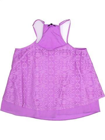 Blusa de manga corta niña CANDY COUTURE rosa 16 años verano #1366778_1