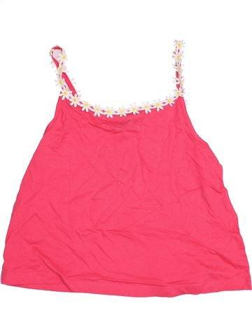 Camiseta sin mangas niña CANDY COUTURE rosa 15 años verano #1366879_1