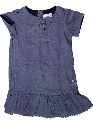 Vestido niña CADET ROUSSELLE azul 18 meses verano #1366906_1
