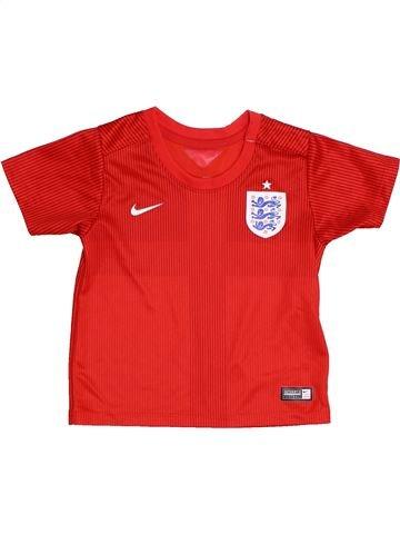 Camiseta deportivas niño NIKE rojo 18 meses verano #1367215_1