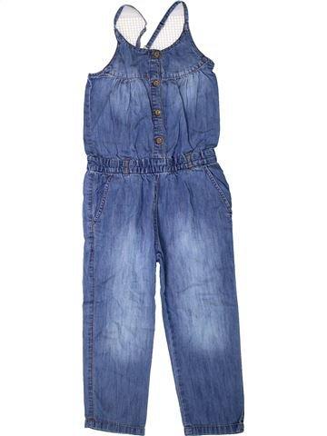Mono niña ZARA KIDS azul 5 años verano #1367531_1