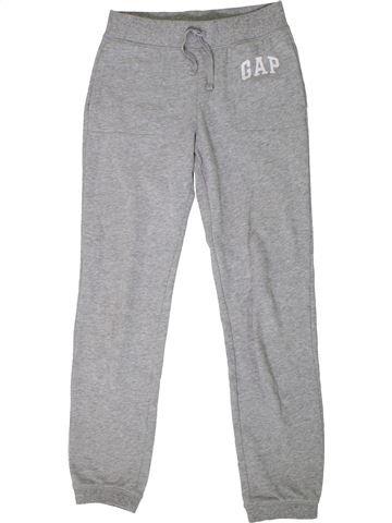Pantalon fille GAP gris 12 ans hiver #1367761_1