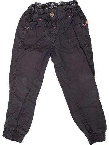 Pantalon fille KIABI noir 3 ans été #1368036_1