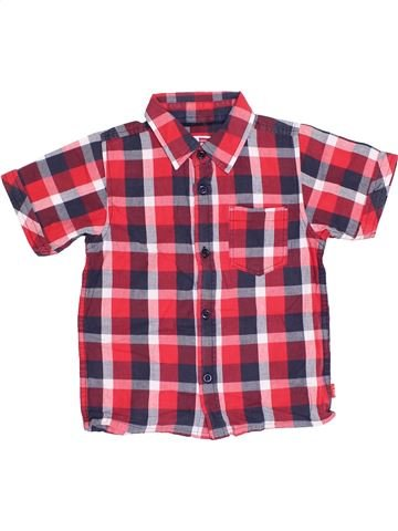 Camisa de manga corta niño NAME IT violeta 4 años verano #1368363_1