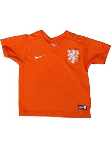 Maillot de sport garçon NIKE orange 18 mois été #1368953_1
