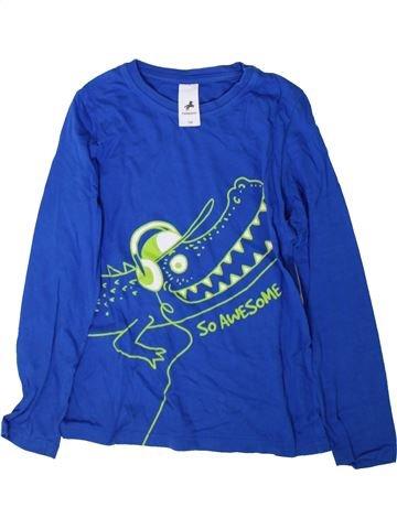 T-shirt manches longues garçon C&A bleu 9 ans hiver #1369262_1