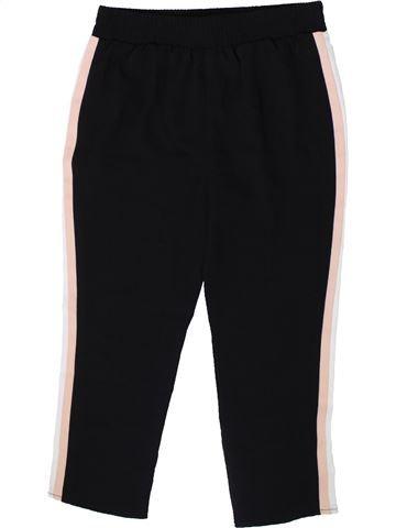 Pantalon fille NUTMEG noir 5 ans hiver #1369573_1