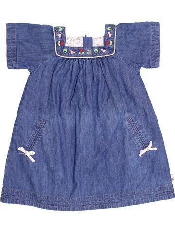 Robe fille SERGENT MAJOR bleu 2 ans hiver #1370226_1