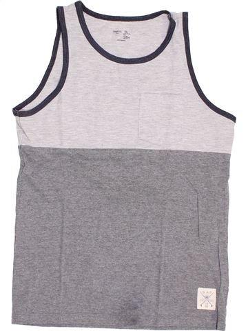 Top - Camiseta de tirantes niño GAP gris 11 años verano #1370451_1