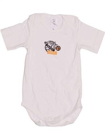 T-shirt manches courtes garçon C&A blanc 2 ans été #1370597_1
