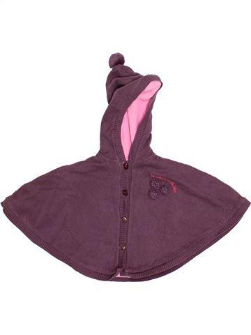 Cape fille MARÈSE violet 6 mois hiver #1371080_1