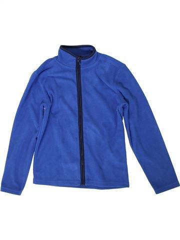 Gilet garçon KIABI bleu 10 ans hiver #1371452_1