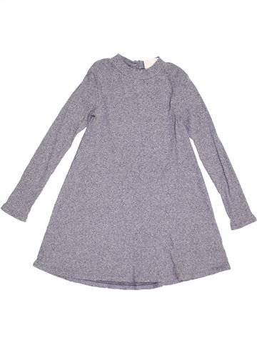 Robe fille NEXT gris 6 ans hiver #1371506_1