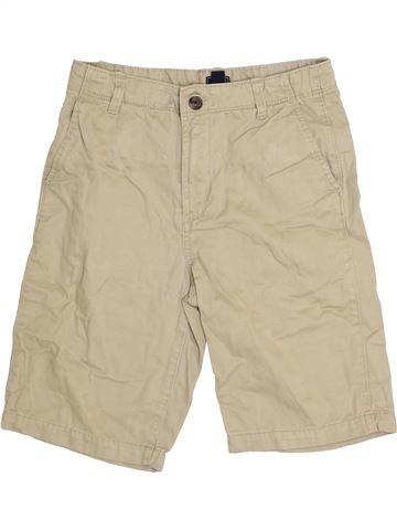 Short-Bermudas niño GAP beige 14 años verano #1372005_1