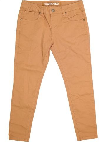 Pantalón niña NEW LOOK naranja 13 años verano #1372084_1