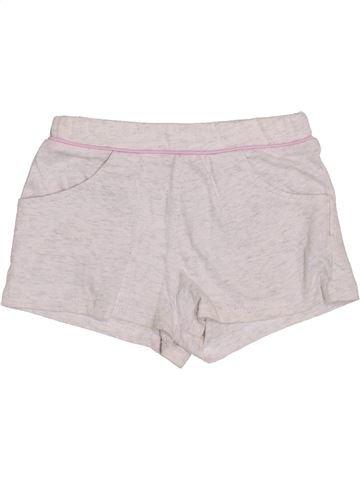 Short-Bermudas niña DPAM blanco 4 años verano #1372753_1