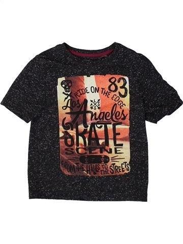 Camiseta de manga corta niño TU negro 3 años verano #1372813_1