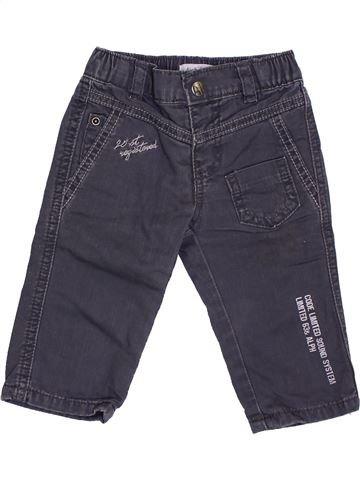 Pantalon garçon ALPHABET gris 6 mois hiver #1373028_1