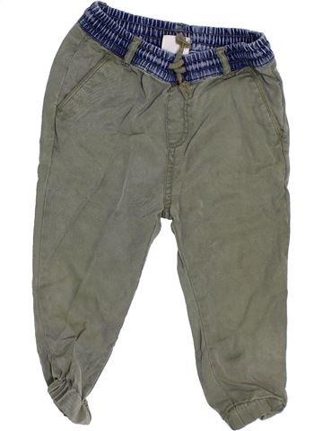 Pantalón niño ZARA gris 3 años invierno #1373134_1