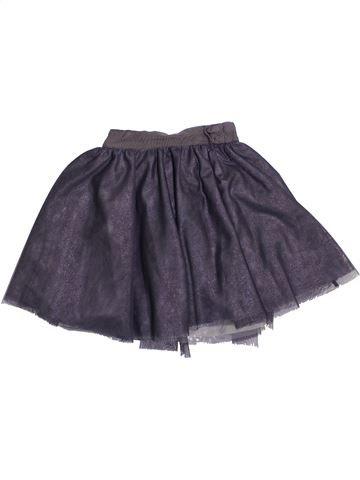 Falda niña OKAIDI gris 4 años invierno #1373235_1