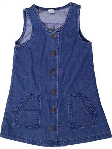 Vestido niña TU azul 4 años verano #1373281_1