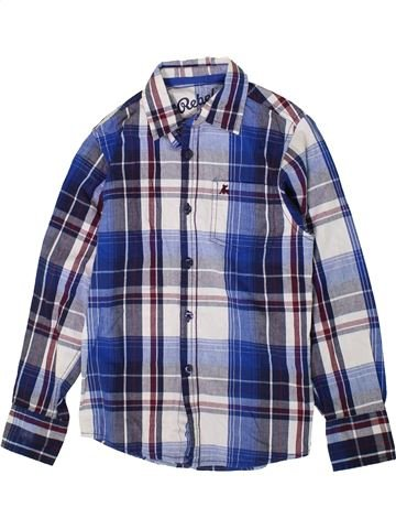 Camisa de manga larga niño PRIMARK violeta 10 años invierno #1373464_1