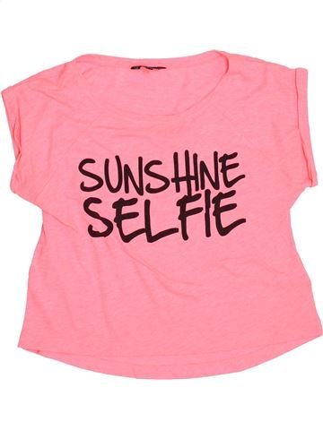 Camiseta sin mangas niña CANDY COUTURE rosa 13 años verano #1373469_1