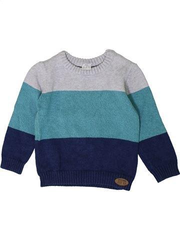 jersey niño F&F azul 2 años invierno #1373686_1