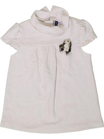 Vestido niña ORIGINAL MARINES blanco 18 meses verano #1373983_1