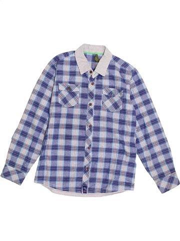 Chemise manches longues garçon TED BAKER gris 11 ans hiver #1373986_1