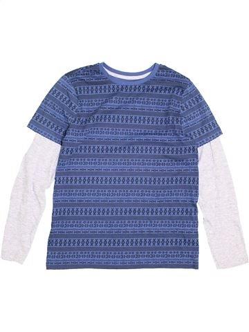 Camiseta de manga larga niño F&F azul 12 años invierno #1374023_1