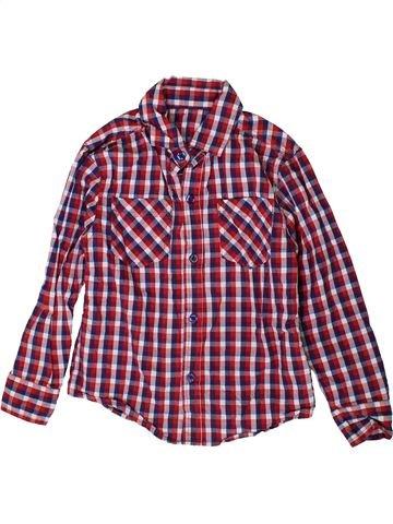 Camisa de manga larga niño DUNNES STORES violeta 5 años invierno #1374055_1