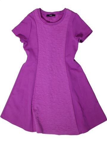 Vestido niña GEORGE violeta 9 años verano #1374099_1