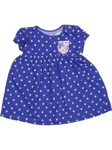Robe fille BHS bleu 9 mois été #1374210_1