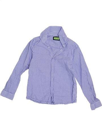 Camisa de manga larga niño NEXT azul 9 años invierno #1374234_1