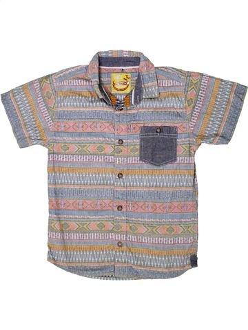 Camisa de manga corta niño TU gris 9 años verano #1374323_1