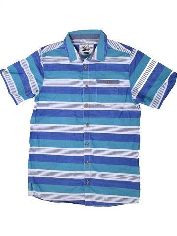 Camisa de manga corta niño TRUE DUDES azul 13 años verano #1374338_1
