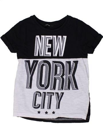 Camiseta de manga corta niño GEORGE azul oscuro 6 años verano #1374396_1