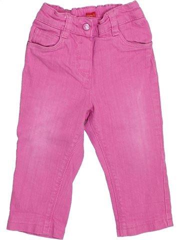 Pantalon fille ESPRIT violet 12 mois été #1374398_1
