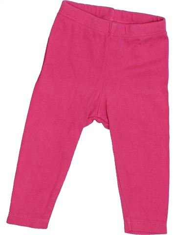 Legging niña SUCRE D'ORGE rosa 6 meses verano #1374653_1